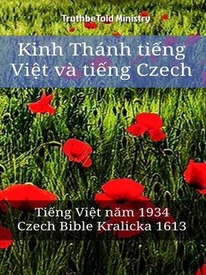 cover image of Kinh Thánh tiếng Việt và tiếng Czech