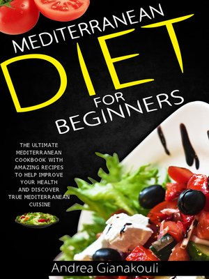 cover image of Mediterranean Diet for Beginners