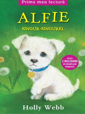 cover image of Alfie, Singur-singurel