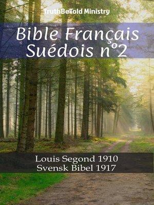 cover image of Bible Français Suédois n°2