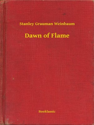 cover image of Dawn of Flame