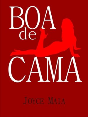 cover image of Boa de cama