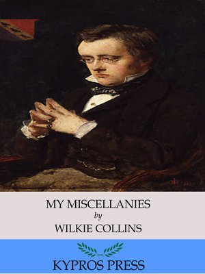 cover image of My Miscellanies