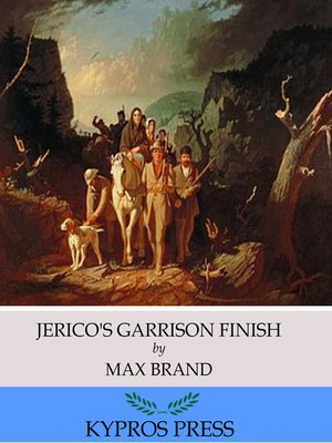 cover image of Jerico's Garrison Finish
