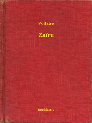 cover image of Zaïre