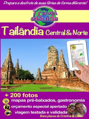 cover image of Tailândia Central e do Norte