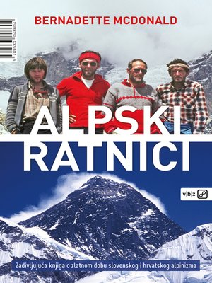 cover image of Alpski ratnici