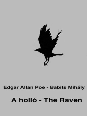 cover image of A holló – The Raven