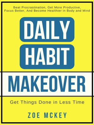 cover image of Daily Habit Makeover
