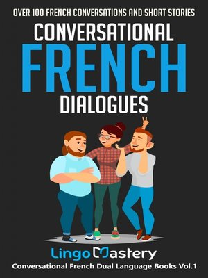 cover image of Conversational French Dialogues
