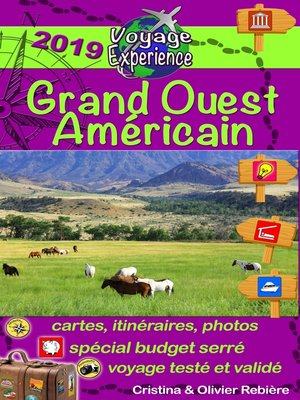 cover image of Grand Ouest Américain