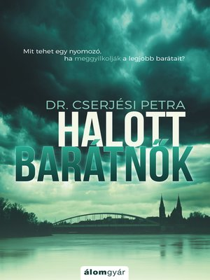 cover image of Halott baratnők