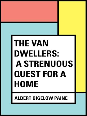 cover image of The Van Dwellers