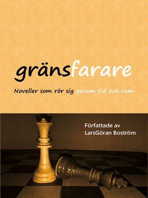 cover image of Gränsfarare