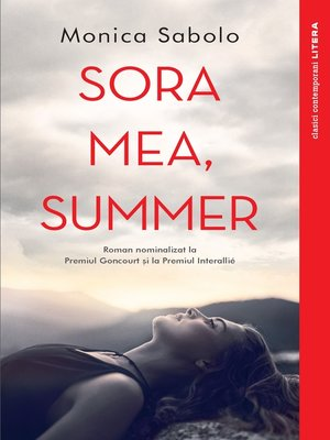 cover image of Sora mea, Summer