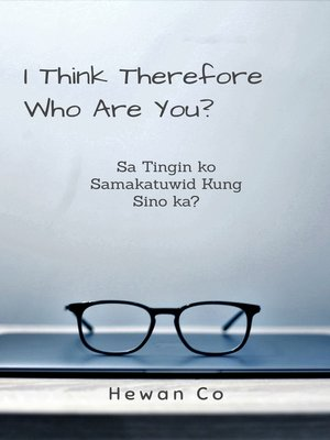 cover image of I Think Therefore Who Are You?