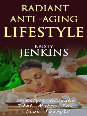 cover image of Radiant anti aging lifestyle