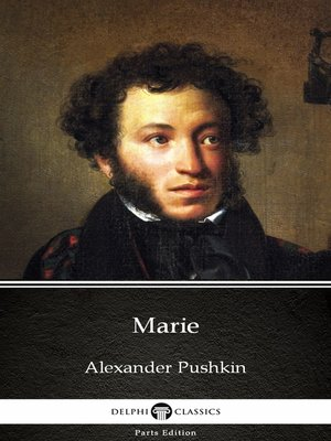 cover image of Marie by Alexander Pushkin--Delphi Classics (Illustrated)