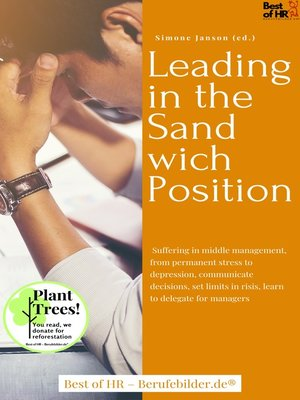 cover image of Leading in the Sandwich Position