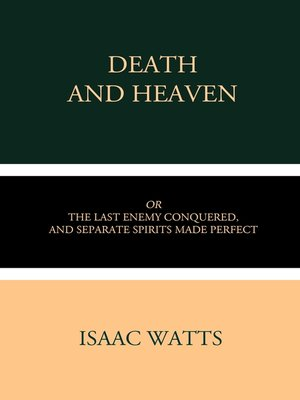 cover image of Death and Heaven