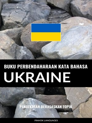 cover image of Buku Perbendaharaan Kata Bahasa Ukraine