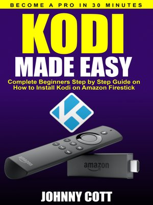 cover image of Kodi Made Easy