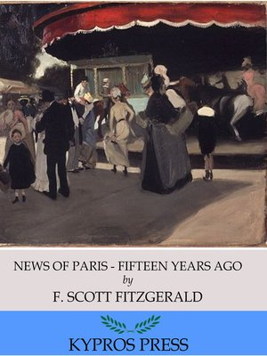 cover image of News of Paris – Fifteen Years Ago