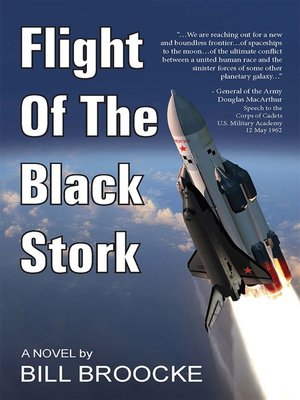 cover image of Flight of the Black Stork