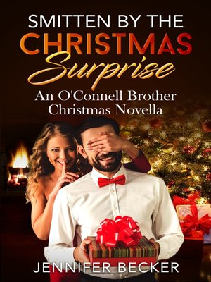 cover image of Smitten by the Christmas Surprise