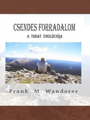 cover image of Csendes forradalom