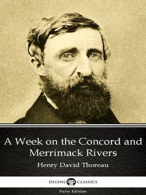 cover image of A Week on the Concord and Merrimack Rivers by Henry David Thoreau