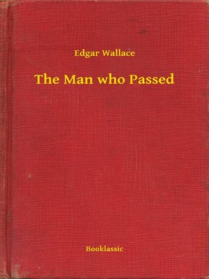 cover image of The Man who Passed