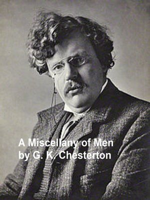 cover image of A Miscellany of Men