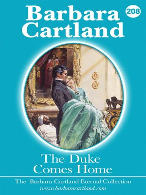 cover image of The Duke Comes Home