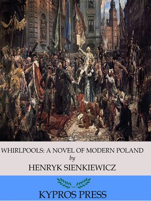 cover image of Whirlpools: A Novel of Modern Poland