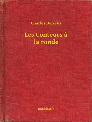 cover image of Les Conteurs a la ronde