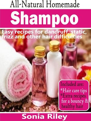 cover image of All-Natural Homemade Shampoo