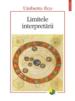 cover image of Limitele interpretării