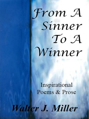 cover image of From a Sinner to a Winner