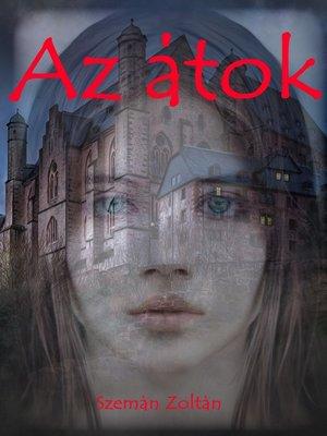 cover image of Az átok