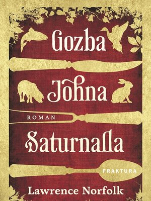 cover image of Gozba Johna Saturnalla