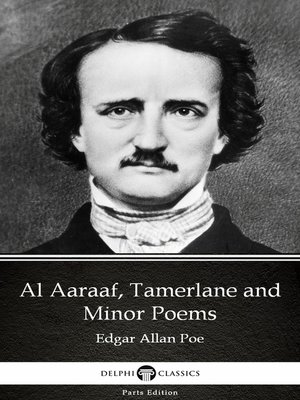 cover image of Al Aaraaf, Tamerlane and Minor Poems by Edgar Allan Poe