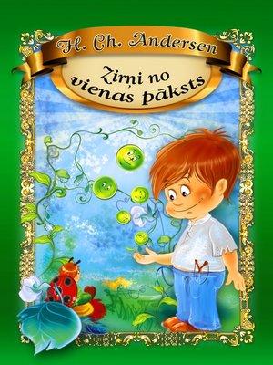 cover image of Zirņi no vienas pāksts