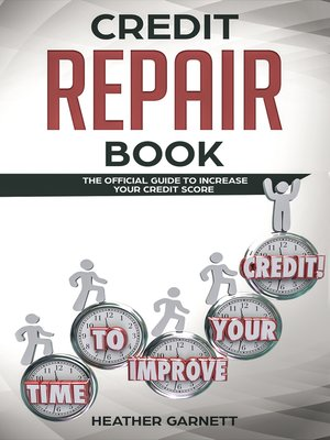 cover image of Credit Repair Book