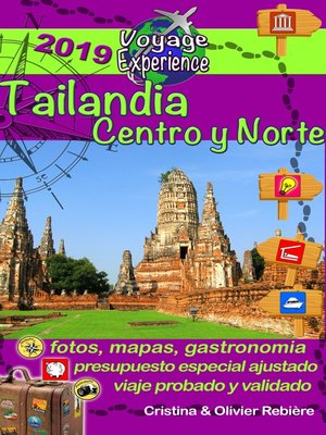 cover image of Tailandia Centro y Norte