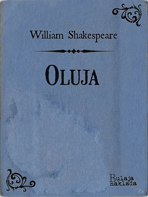 cover image of Oluja