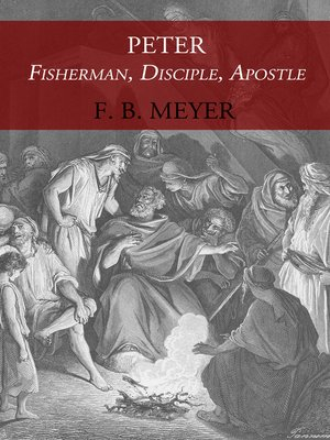 cover image of Peter: Fisherman, Disciple, Apostle