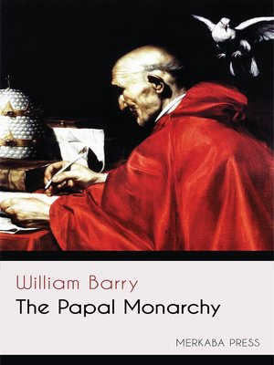 cover image of The Papal Monarchy