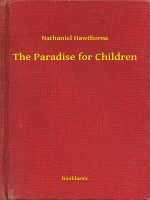 cover image of The Paradise for Children