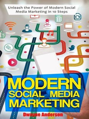 cover image of Modern Social Media Marketing